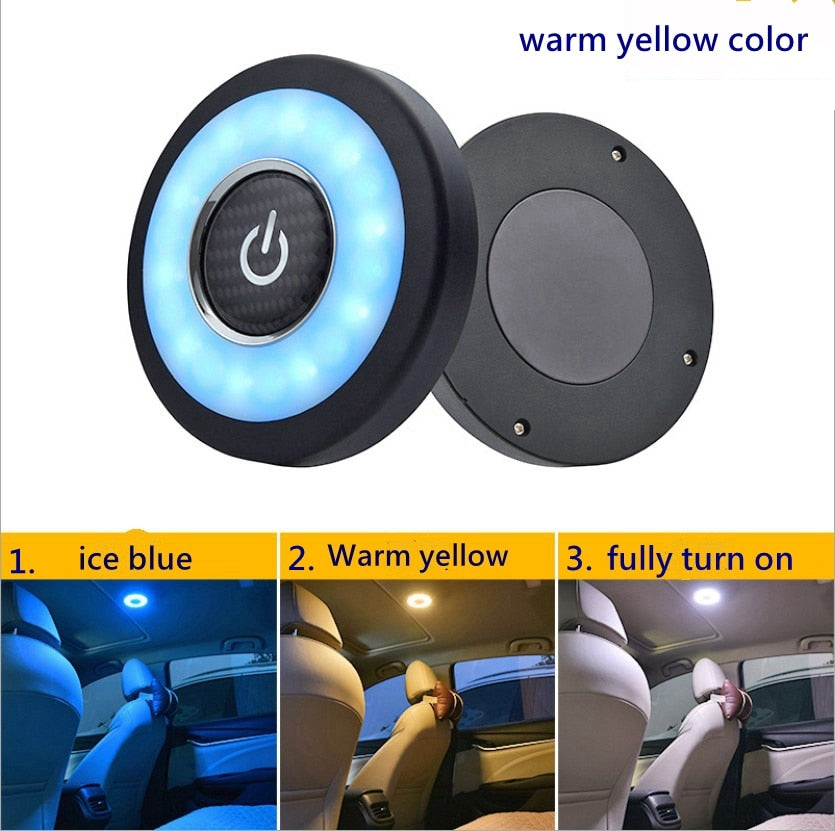 LED energy-saving lighting lamp, touch lamp, automobile ceiling lamp