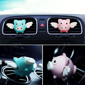 Flying Pig Car Deodorizer