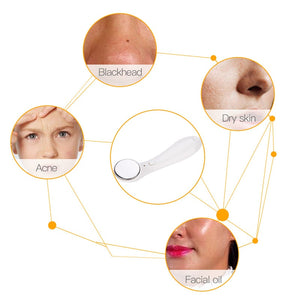 Electric Anti-aging Ultrasonic Facial Massager