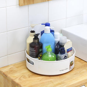 MULTIFUNCTIONAL ROTATING STORAGE TRAY