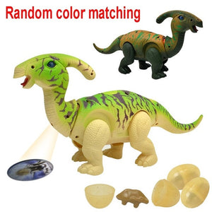 New Electric Walking Lay Eggs Dinosaur With  Remote Control