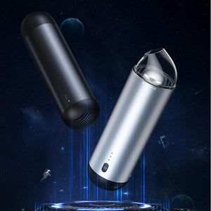Space Capsule Wireless Vacuum Cleaner Mini Handheld Portable Car Dual-Use Vacuum Cleaner Car Vacuum Cleaner