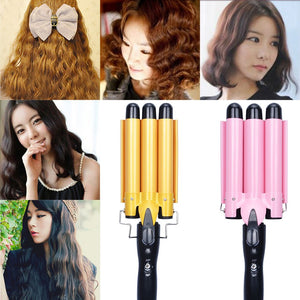 Splint Hair Curler