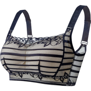 3D SUPPORTING CUP COMFORT ADJUSTBLE STRAP BRA