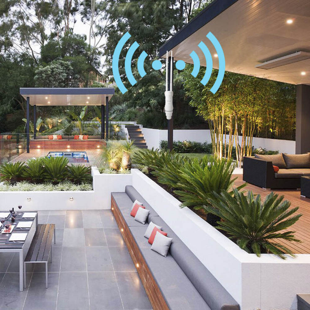 High Power Outdoor WIFI Router