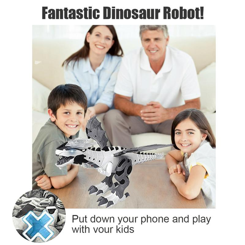 Electric  Dinosaur Toy