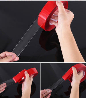 Double Sided Waterproof Adhesive Clear Tape