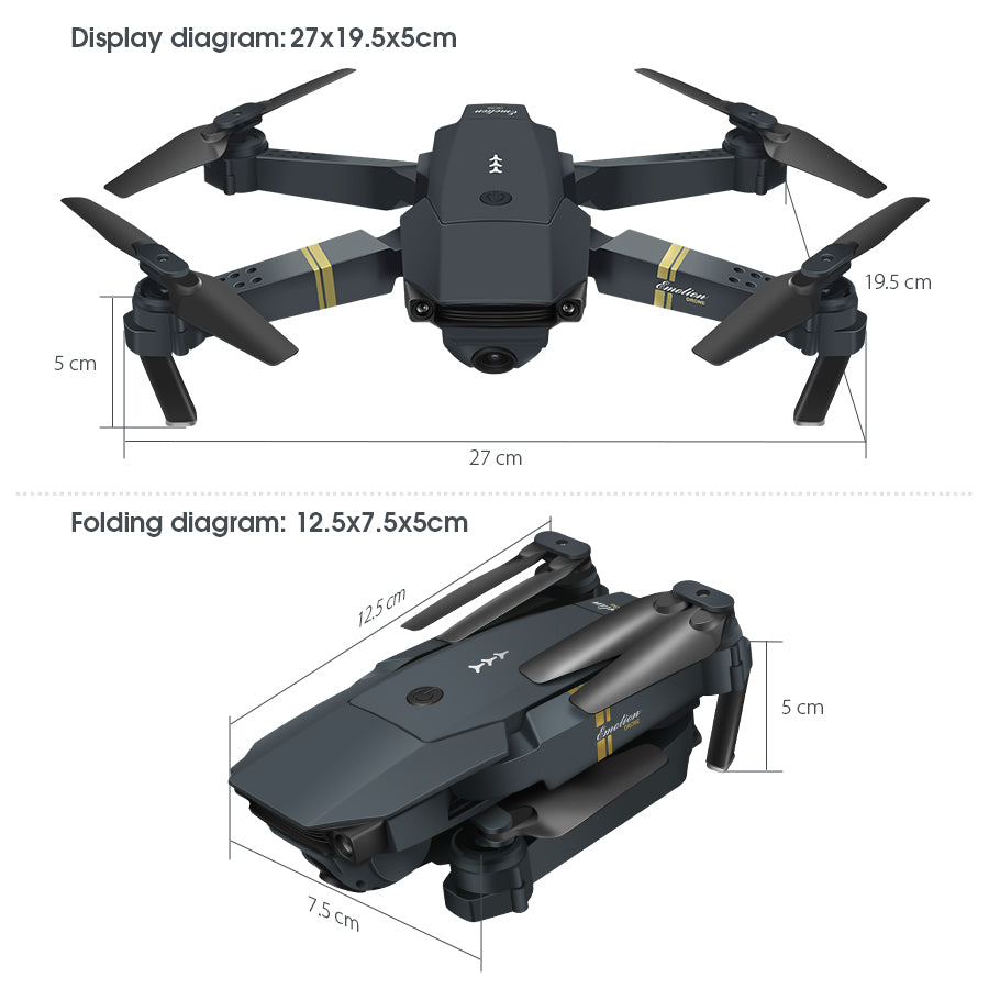 HD Camera Quadcopter