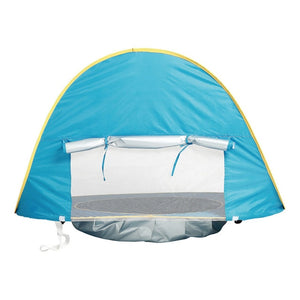Baby Beach Tent Uv-protecting Sunshelter