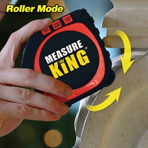 3 in 1 Measuring Tape with Roll & Cord Mode