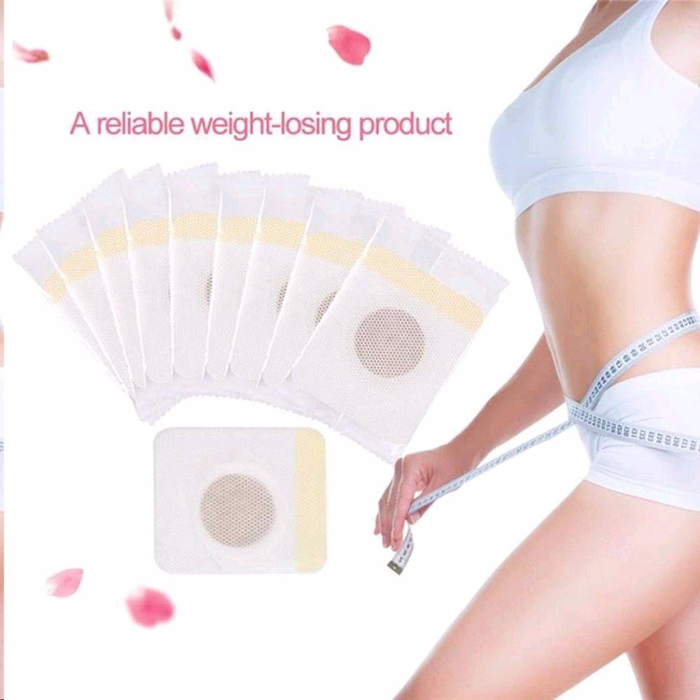 Magnetic Abdominal Slimming Detox Patches