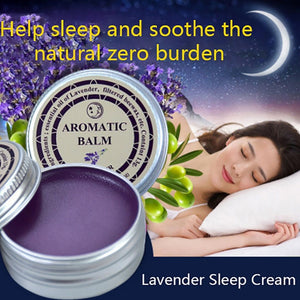 Lavender Aromatic Sleeping Balm