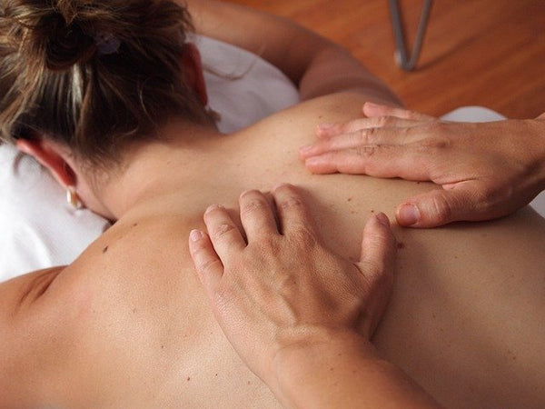 Immuunsysteem: massage & antivirale massageolie
