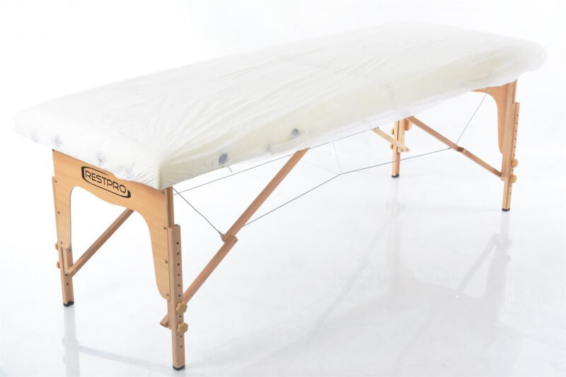 Disposable Hoeslaken massagetafel 10 stuks