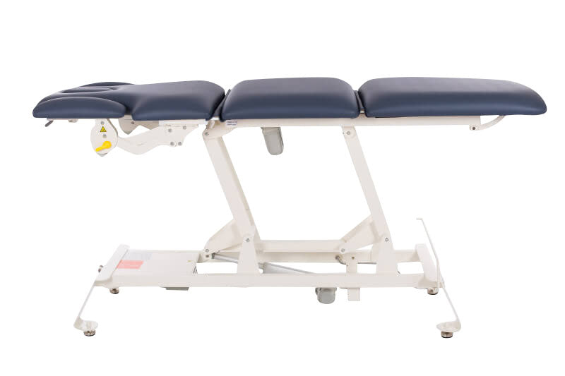 Elektrische Massagetafel Camino Treatment Grijsblauw