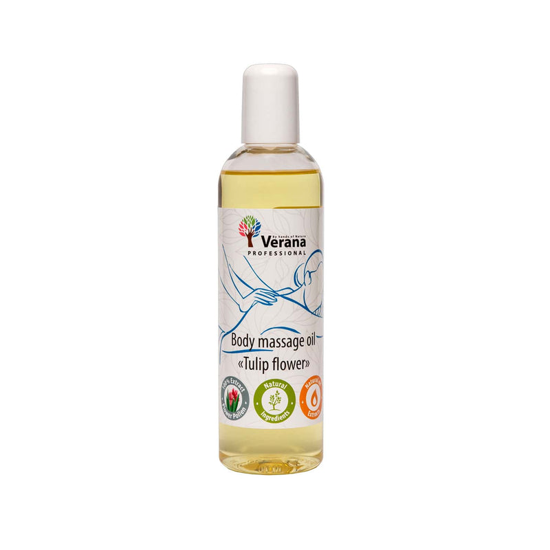 Verana Massageolie Tulpen 250ML