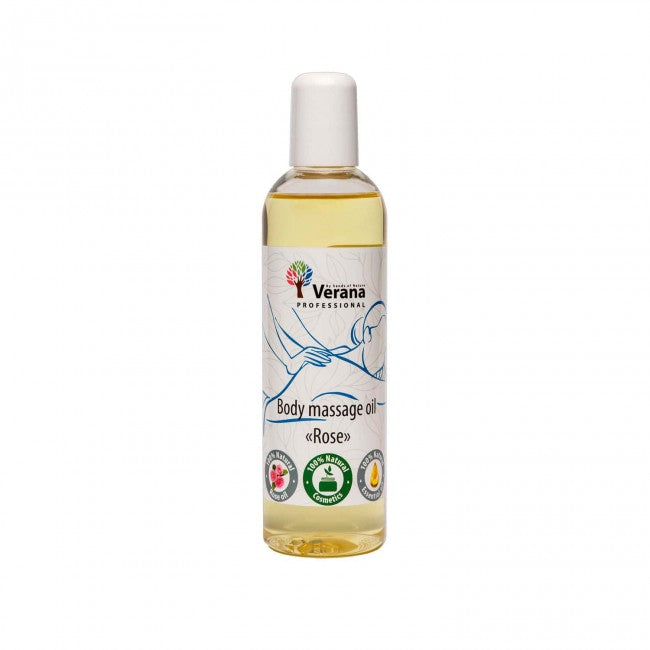 Verana Massageolie Rozen 250ML