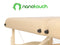 ZENGROWTH Massagetafel Belverde Beige