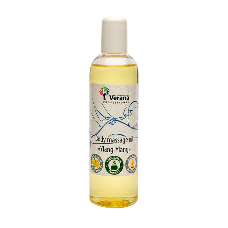 Verana Massageolie Ylang Ylang 250ML