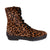 Leopard Printed Boots (Size EU36.5)
