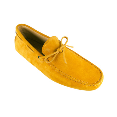 Yellow 'Gommino' Loafers (41/UK 7 and 42/UK 8) - Bohology