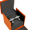 Plane Jewel Cufflinks