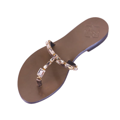 Swarovski Slippers - Bohology