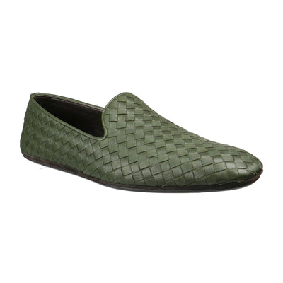 Army Knot Loafers (Size UK8.5/ EU42.5) - Bohology