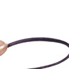 Stingray Mini Purple Necklace - Bohology