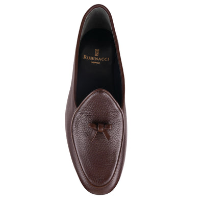 Brown Soft Loafers - Bohology
