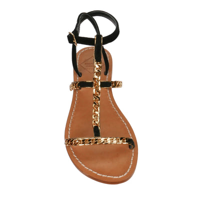 Chain Sandals - Bohology