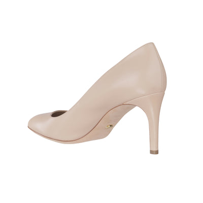 Matte Nude Pumps (EU40.5)