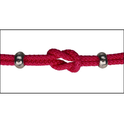 Crimson Red Anchor Bracelet - Bohology