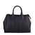Black Fringes Rubber Bag