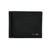 Black Soft Money Clip Wallet