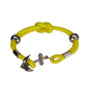 Yellow Anchor Bracelet - Bohology