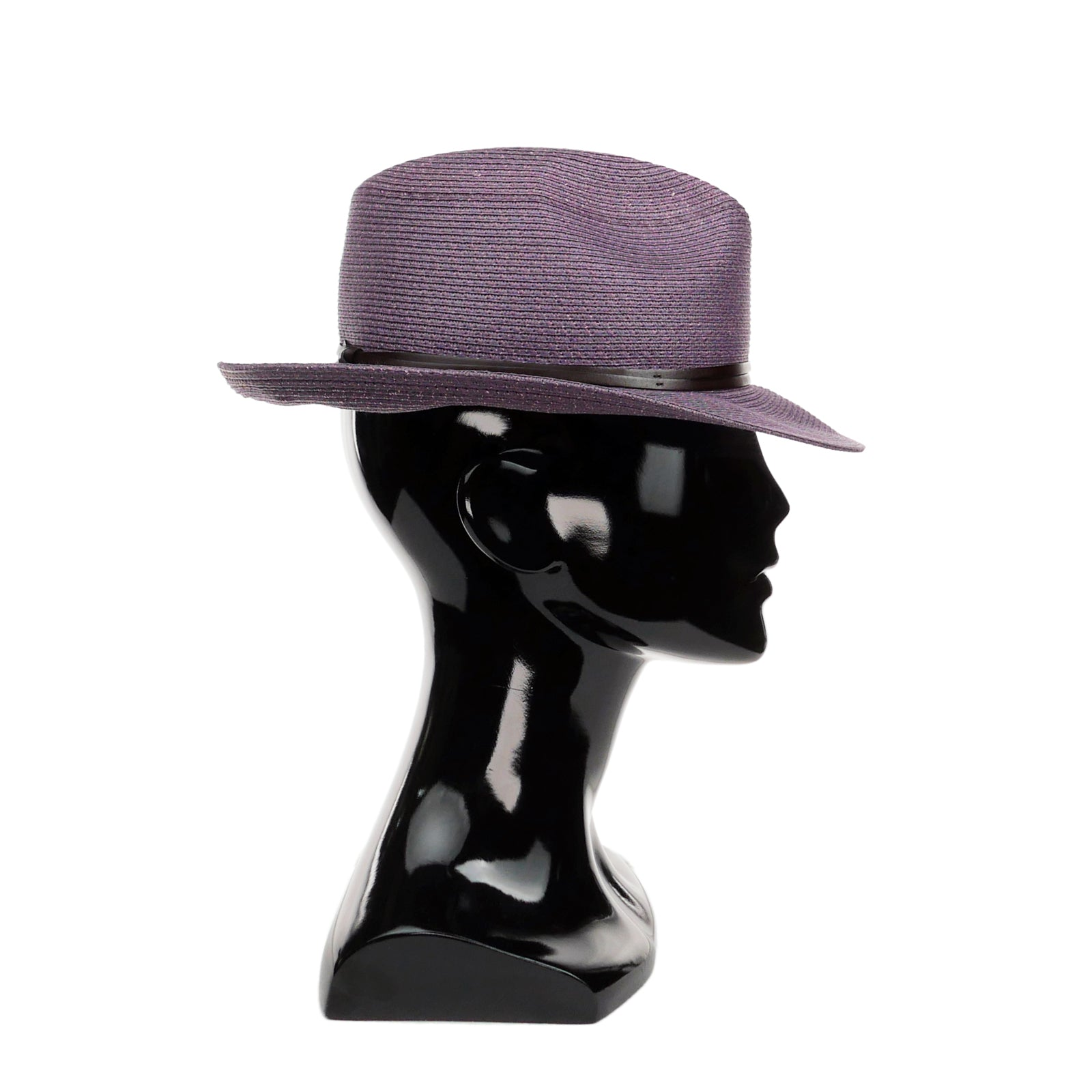 197c0eb6e6 Buy Foldable Purple HAT FROM ITALY