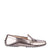 Mirrored Champagne Gold Loafers (EU35)
