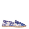 'Toile De Juoy' Printed Blue Espadrilles (EU 37 and 39)
