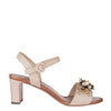 Nude Jewel Sandals (EU40)