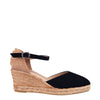 Black Wedges Espadrilles (EU36 and 37)