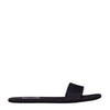 Minimalist Black Slippers (EU39)