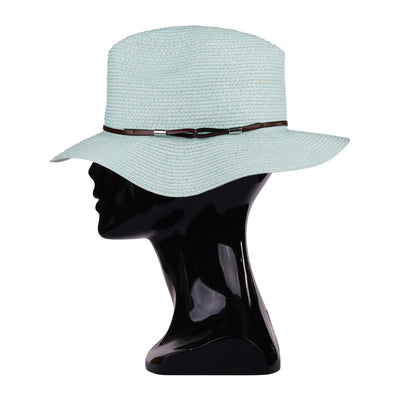 Foldable Tiffany Green Hat