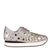 Sparkle Grey Sneakers (Size EU38)