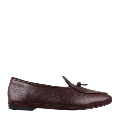 Brown Soft Loafers