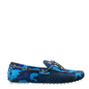 Blue Camo Loafers (Size UK 5/ EU 39)