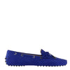 Indigo Blue Nubuk Loafers (EU39.5)