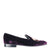 Purple Velvet Loafers (Size EU40)