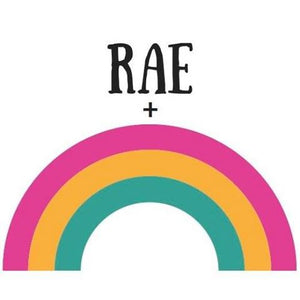 Rae + Rainbows