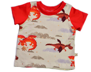 "T-Shirt ""Dragons"""